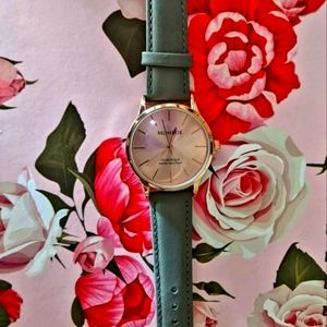 Monroe by Maestro womans watch